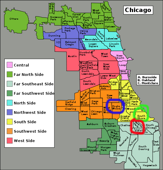 Chicago Area Communities