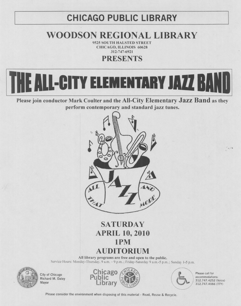 All City Elementary Jazz Band