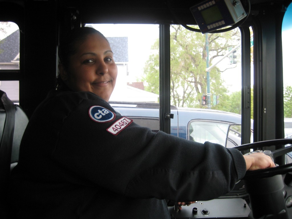 GGrace - The Nicest CTA Bus Driver