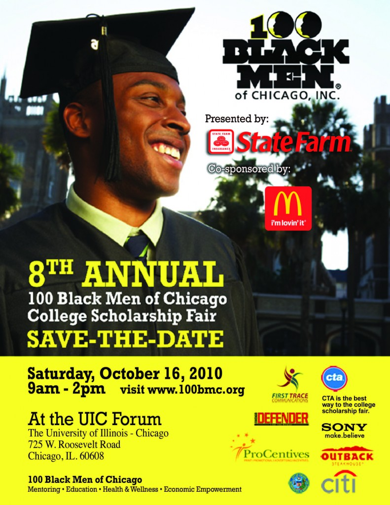 100 Black Men of Chicago College Scholarship Fair