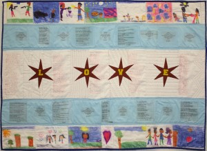 Stop the Violence Traveling Quilts Exhibit