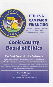 Cook County Board of Ethics