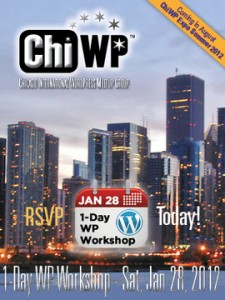 Chicago WordPress Meetup