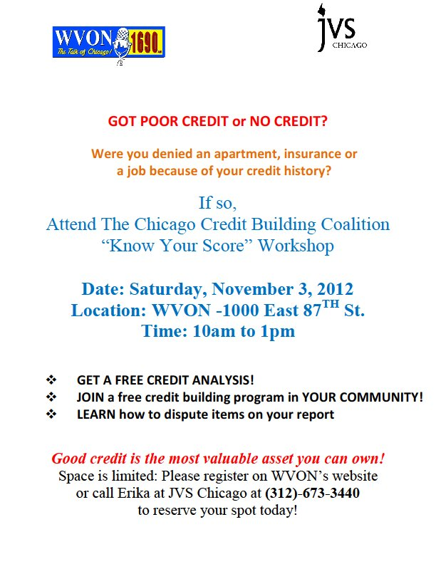 Free Credit Analysis - November 3, 2012