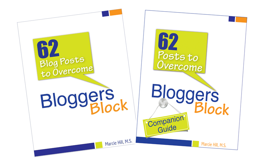 62 Blog Posts toOvercome Blogger's Block Book Covers