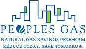 People's Gas Single-Family Direct Install Program