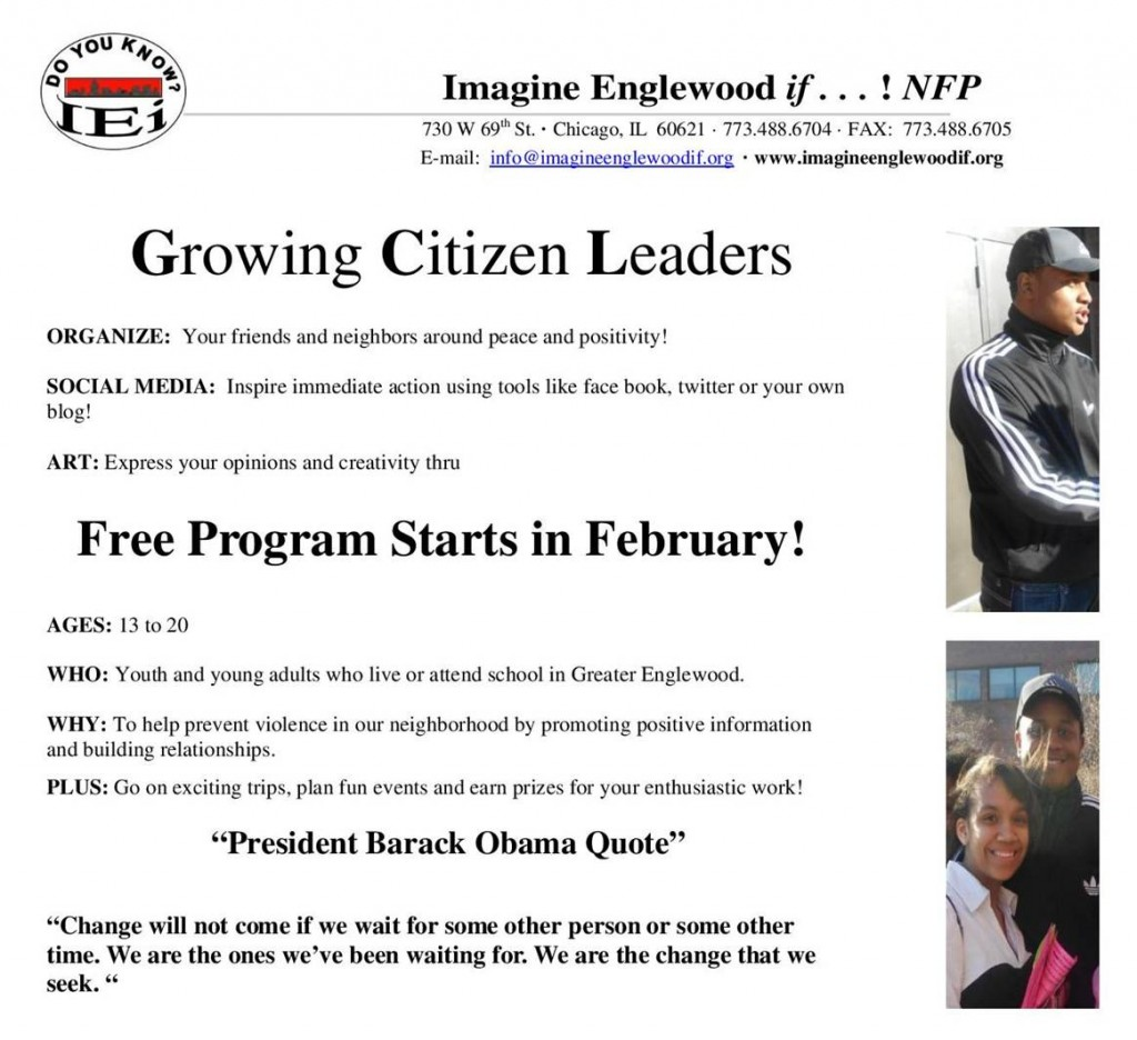 Growing Citizen Leaders