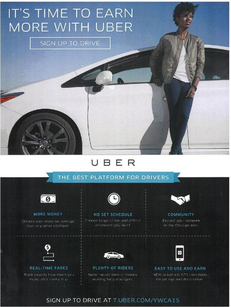 Uber YWCA 2015