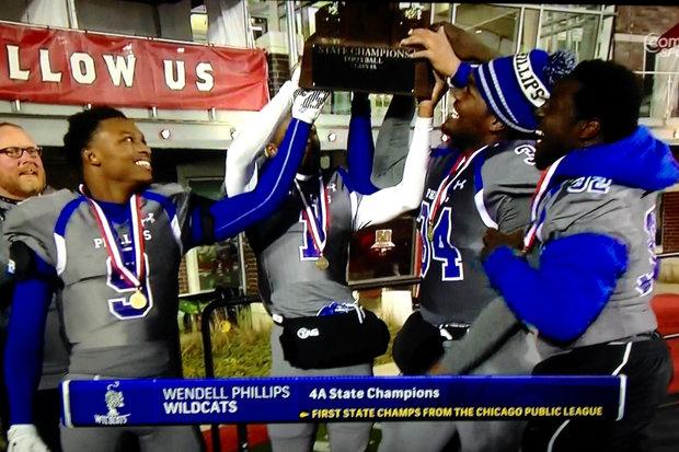 Wendell Phillips Wildcats - Chicago